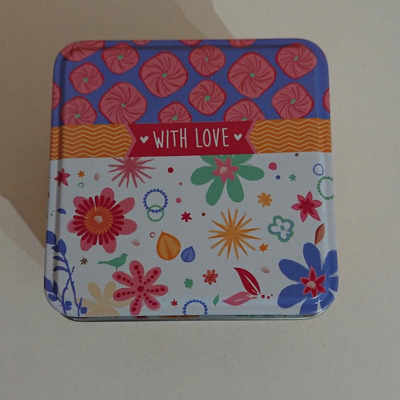 """Boîte à savon """"With love"""""""